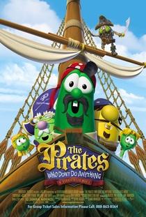 Os Vegetais - Os Piratas que Não Fazem Nada - Poster / Capa / Cartaz - Oficial 1