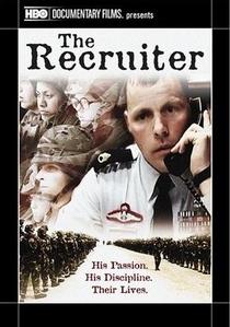 O Recrutador - Poster / Capa / Cartaz - Oficial 1