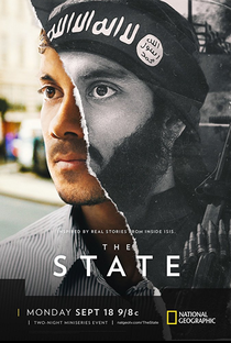 O Estado - Poster / Capa / Cartaz - Oficial 3
