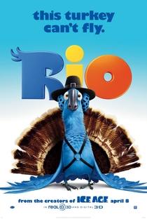 Rio - Poster / Capa / Cartaz - Oficial 12