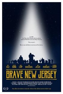 Brave New Jersey - Poster / Capa / Cartaz - Oficial 1