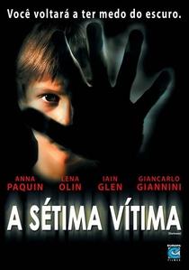 A Sétima Vítima - Poster / Capa / Cartaz - Oficial 5