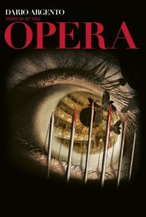 Terror na Ópera - Poster / Capa / Cartaz - Oficial 10