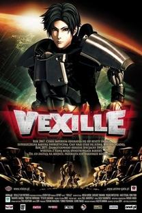 Vexille - Poster / Capa / Cartaz - Oficial 2