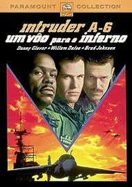 Intruder A-6 - Um Vôo Para O Inferno - Poster / Capa / Cartaz - Oficial 3