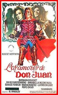Le Calde Notti di Don Giovanni - Poster / Capa / Cartaz - Oficial 1