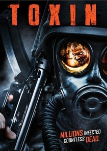 Toxina Mortal - Poster / Capa / Cartaz - Oficial 1