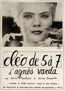 Cléo das 5 às 7 - Poster / Capa / Cartaz - Oficial 3