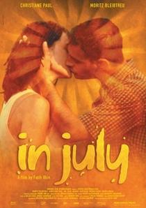 In July - O Outro Lado das Férias - Poster / Capa / Cartaz - Oficial 4