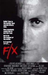 FX - Assassinato Sem Morte - Poster / Capa / Cartaz - Oficial 5