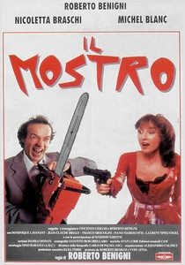 O Monstro - Poster / Capa / Cartaz - Oficial 3