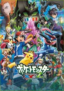 Pokémon XYZ - Poster / Capa / Cartaz - Oficial 1
