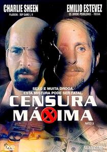 Censura Máxima - Poster / Capa / Cartaz - Oficial 3