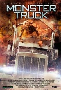 Monster Truck - Poster / Capa / Cartaz - Oficial 1