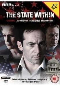 The State Within - Poster / Capa / Cartaz - Oficial 1