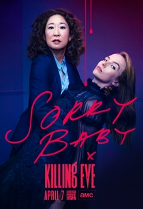 Killing Eve (2ª Temporada) - Poster / Capa / Cartaz - Oficial 2