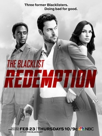 The Blacklist: Redemption (1° Temporada) - Poster / Capa / Cartaz - Oficial 1