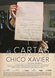 As Cartas Psicografadas por Chico Xavier - Poster / Capa / Cartaz - Oficial 1