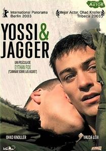Yossi & Jagger - Delicada Relação - Poster / Capa / Cartaz - Oficial 1