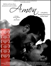 Amen - Poster / Capa / Cartaz - Oficial 1