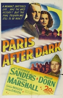 Paris nas Trevas - Poster / Capa / Cartaz - Oficial 1