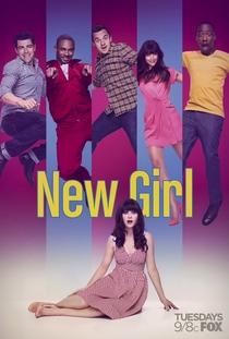 New Girl (5ª Temporada) - Poster / Capa / Cartaz - Oficial 2
