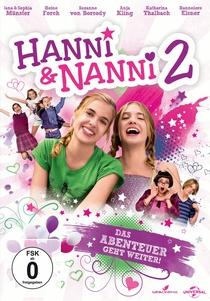 Hanni & Nanni 2 - Poster / Capa / Cartaz - Oficial 1