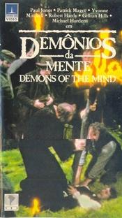 Demônios da Mente - Poster / Capa / Cartaz - Oficial 2