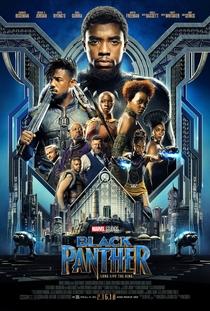 Pantera Negra - Poster / Capa / Cartaz - Oficial 4