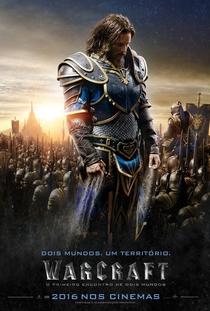Warcraft: O Primeiro Encontro de Dois Mundos - Poster / Capa / Cartaz - Oficial 6