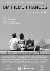 Um Filme Francês - Poster / Capa / Cartaz - Oficial 1