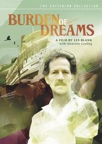 Burden of Dreams - Poster / Capa / Cartaz - Oficial 1