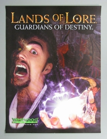 Lands of Lore: Guardians of Destiny  - Poster / Capa / Cartaz - Oficial 1