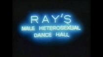 Ray's male heterosexual dance hall - Poster / Capa / Cartaz - Oficial 1