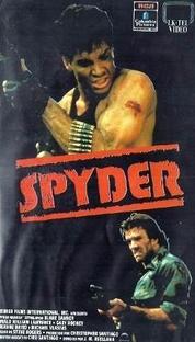 Spyder Aranha - Poster / Capa / Cartaz - Oficial 1