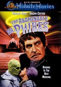 O Abominável Dr. Phibes - Poster / Capa / Cartaz - Oficial 3