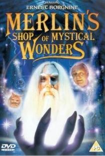 Merlin e a Loja de Artigos Mágicos - Poster / Capa / Cartaz - Oficial 2