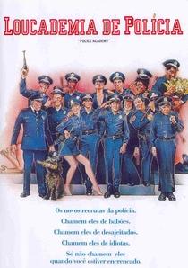 Loucademia de Polícia - Poster / Capa / Cartaz - Oficial 2