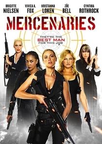 Mercenaries - Poster / Capa / Cartaz - Oficial 1