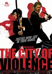 A Cidade da Violência - Poster / Capa / Cartaz - Oficial 6