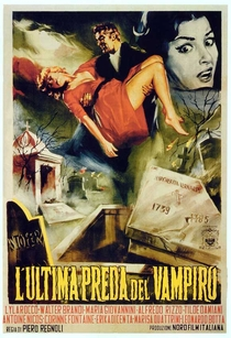 The Playgirls and the Vampire  - Poster / Capa / Cartaz - Oficial 1