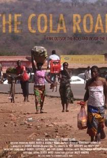 A estrada da Cola - Poster / Capa / Cartaz - Oficial 1