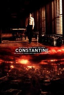 Constantine - Poster / Capa / Cartaz - Oficial 8
