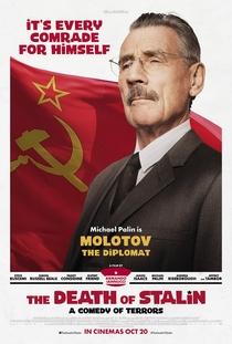 A Morte de Stalin - Poster / Capa / Cartaz - Oficial 12