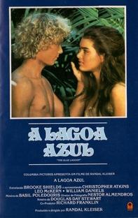 A Lagoa Azul - Poster / Capa / Cartaz - Oficial 4