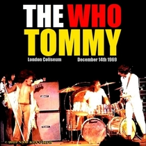 The Who at the London Coliseum 1969 - Poster / Capa / Cartaz - Oficial 2
