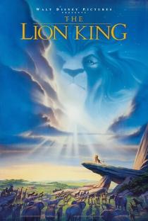 O Rei Leão - Poster / Capa / Cartaz - Oficial 2