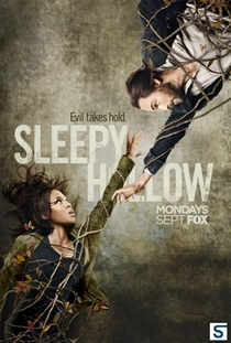 Sleepy Hollow (2ª Temporada) - Poster / Capa / Cartaz - Oficial 1