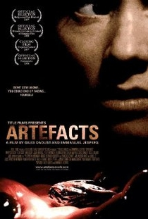 Artifacts - Poster / Capa / Cartaz - Oficial 1