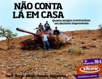 Não Conta Lá em Casa Segunda Temporada - Poster / Capa / Cartaz - Oficial 1